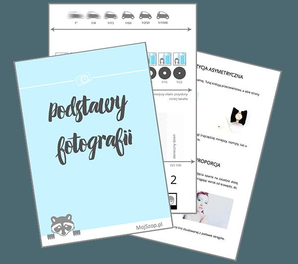 lekcje fotografii cyfrowej - kurs PDF dla amatorów